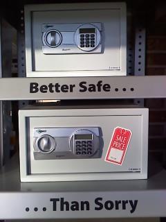 Sample Safes